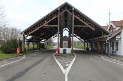Hraniční přechod Nové Hrady-Pyhrabruck