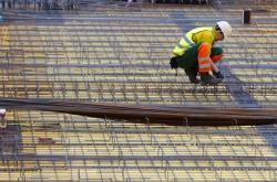 Stavebnictví se naopak daří