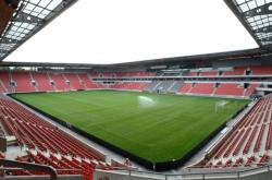 Stadion v pražském Edenu