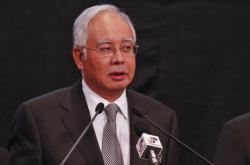 Malajsijský premiér Najib Abdul Razak