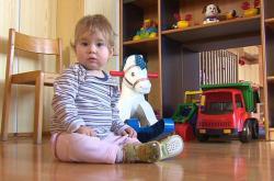 Dítě z dětského domova