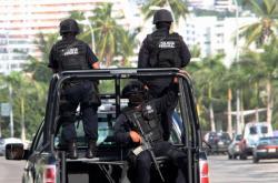 Mexická federální policie