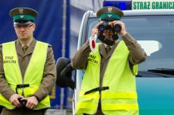 Kontroly na hranicích s Polskem