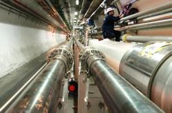 Urychlovač v CERNu