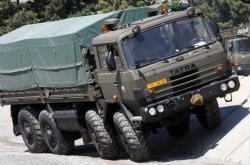 Vojenský nákladní vůz Tatra