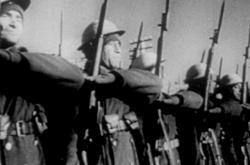Českoslovenští vojáci na východní frontě