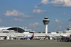 Letiště v Mnichově