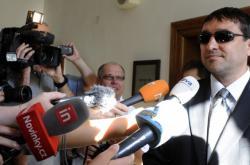 Pavel Trpišovský u soudu