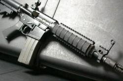 Rychlopalná puška M4