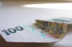 Stokorunová bankovka