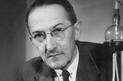 Jaroslav Heyrovský, nositel Nobelovy ceny za chemii