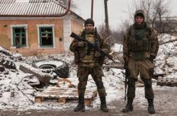 Povstalci v Donbasu