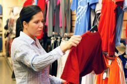 Textil z Číny může být nebezpečný