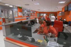 Urgentní příjem ve Fakultní nemocnici v Motole