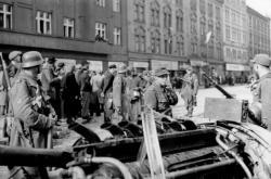 Vlasovci v Praze v květnu 1945