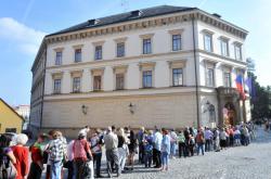 Lichtenštejnský palác na pražské Kampě