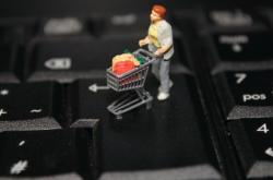 Nákupy potravin přes internet