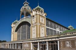 Průmyslový palác na pražském Výstavišti