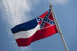 Vlajka amerického státu Mississippi