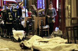 Teror v Paříži