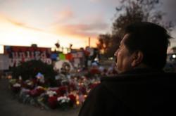 Pieta za oběti v San Bernardinu
