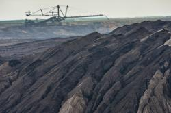 Těžba uhlí v Německu