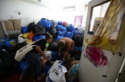 Humanitární sbírka