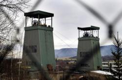 Těžní věže uzavřeného Dolu Frenštát