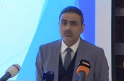 Shahram Abdullah Zadeh uspořádal tiskovou konferenci