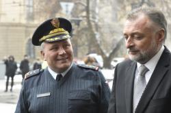 Rostislav Pilc a Jaroslav Hlinovský