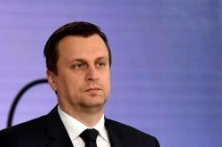 Předseda Slovenské národní strany Andrej Danko