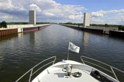 Plánovaný průplav by spojil Česko s Černým mořem