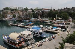 Turecká Antalya