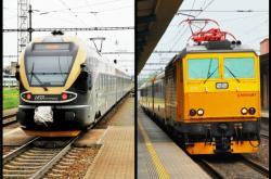 Železniční dopravci