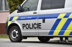 Muže zatýkala zásahová jednotka