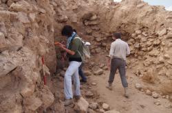 Čeští archeologové v Iráku