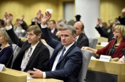 Ve Zlíně si zvolili novou krajskou vládu v čele s Jiřím Čunkem