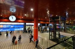 Pražské hlavní nádraží
