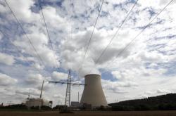 Jaderná elektrárna Isar poblíž Landshutu