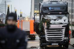Útok na vánoční trh v Berlíně