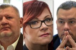 Trio obviněných dostalo podmínku