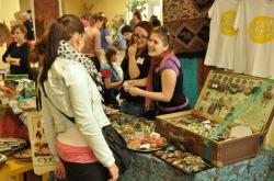 Tradiční součástí festivalu jsou orientální trhy