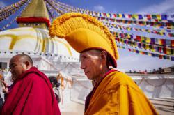 Obyvatelé Tibetu