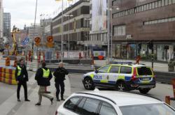 Útok ve Švédsku