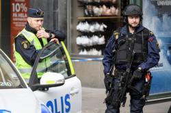 Policie ve Stockholmu