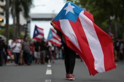 Demonstrace v Portoriku kvůli vládním opatřením v souvislosti s dluhem