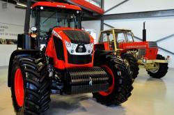 Stroje od firmy Zetor tractors