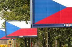 Vlajky na billboardech