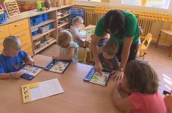 Předškolní výuka dětí v mateřské škole