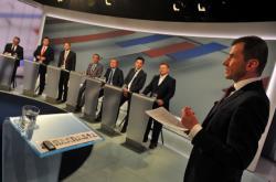 Volební debata v ČT